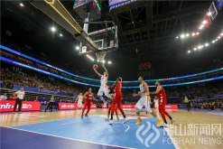 On December 2nd, FIBA Basketball World Cup 2019 Qualifiers was held in the Foshan International Sports & Cultural Center.